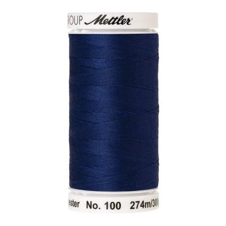 Thread bobbin Mettler Seralon 274 m - N°1304 - Imperial Blue