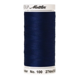 Thread bobbin Mettler Seralon 274 m - N°1305 - Delft