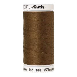 Bobine de fil Mettler Seralon 274 m - N°1311 - Grain d'Or