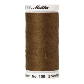 Thread bobbin Mettler Seralon 274 m - N°1311 - Golden Grain