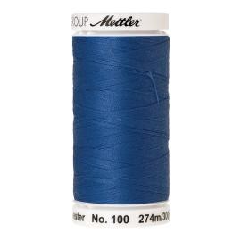 Bobine de fil Mettler Seralon 274 m - N°1315 - Marine Bleu