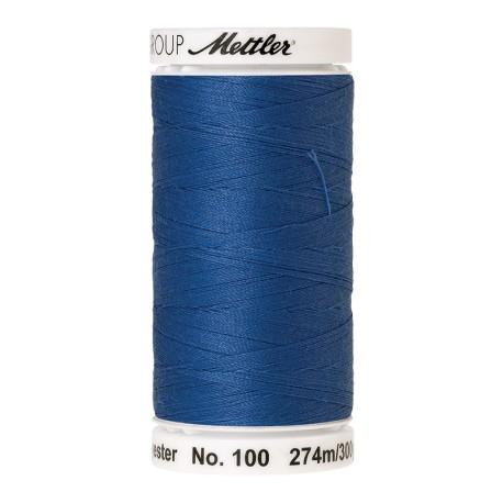 Thread bobbin Mettler Seralon 274 m - N°1315 - Marine Blue