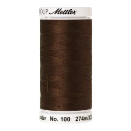 Bobine de fil Mettler Seralon 274 m - N°1320 - Laiton foncé