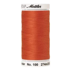 Bobine de fil Mettler Seralon 274 m - N°1334 - Argile