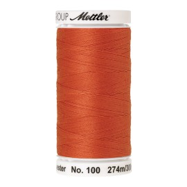 Thread bobbin Mettler Seralon 274 m - N°1334 - Clay