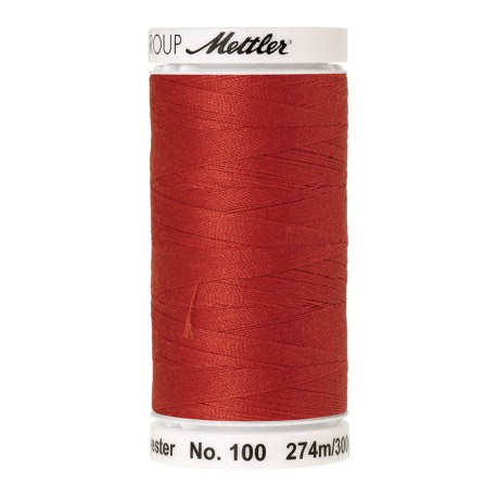 Bobine de fil Mettler Seralon 274 m - N°1336 - Vermillon