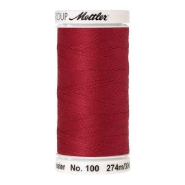 Thread bobbin Mettler Seralon 274 m - N°1391 - Geranium