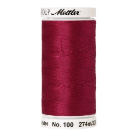Thread bobbin Mettler Seralon 274 m - N°1392 - Currant