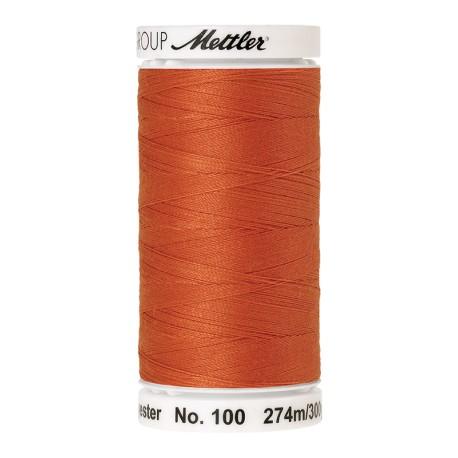 Thread bobbin Mettler Seralon 274 m - N°1401 - Harvest