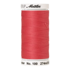 Thread bobbin Mettler Seralon 274 m - N°1402 - Persimmon