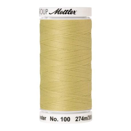 Bobine de fil Mettler Seralon 274 m - N°1412 - Citron Frost