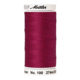 Bobine de fil Mettler Seralon 274 m - N°1422 - Rubis lumineux