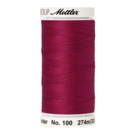 Thread bobbin Mettler Seralon 274 m - N°1422 - Bright Ruby