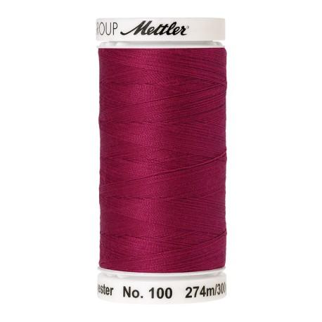Thread bobbin Mettler Seralon 274 m - N°1422 - Bright Ruby