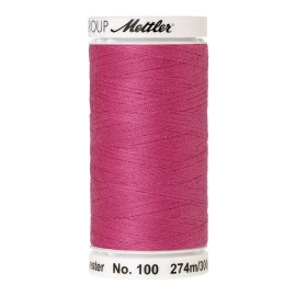 Thread bobbin Mettler Seralon 274 m - N°1423 - Hot Pink