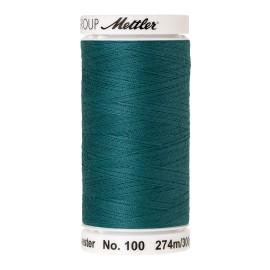 Thread bobbin Mettler Seralon 274 m - N°1472 - Caribbean