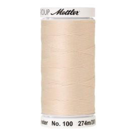 Bobine de fil Mettler Seralon 274 m - N°3000 - Candlewick