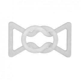 Belt buckle Hiroko – white