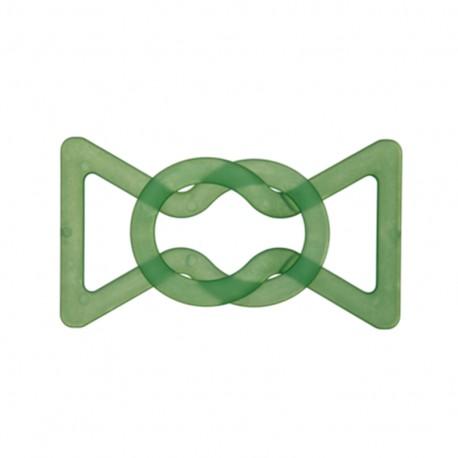Belt buckle Hiroko – green