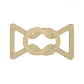 Boucle ceinture HIroko - jaune