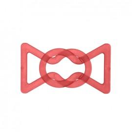 Belt buckle Hiroko – red