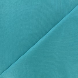 Extra wide cotton fabric Reverie (280 cm) - turquoise x 10cm