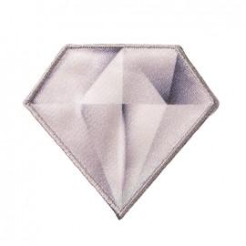 Iron on patch and sticker Emoji™ - Diamond