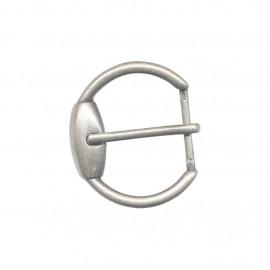 Boucle ceinture métal Ilda - argenté