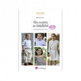 """Livre """"Mes modèles de couture"""""""