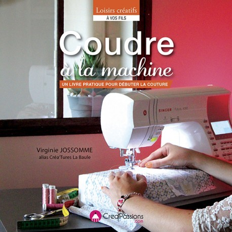 "Book ""Coudre à la machine"""