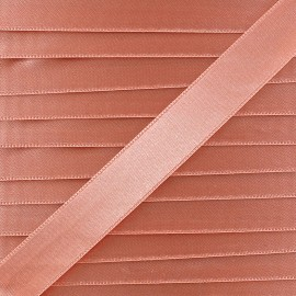 Satin ribbon - salmon