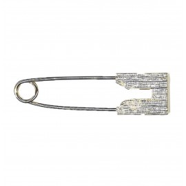 Kilt safety pin Kadija - gold