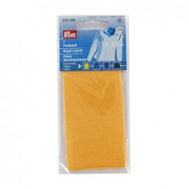 Pièce thermocollante Prym pour coton - jaune