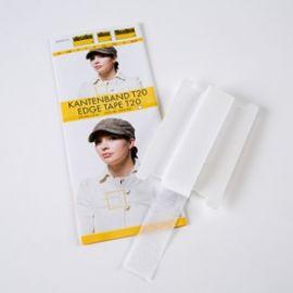 Renfort de lisière (20mm) - Vlieseline blanc