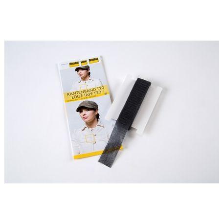 Edge tape (20mm) Vlieseline ? black