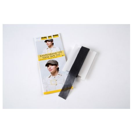 Renfort de lisière (20mm) - Vlieseline graphite