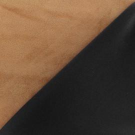 Tissu Suédine élasthanne Dolce - camel x 10cm