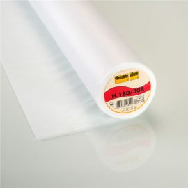 H180 Vlieseline hot-melt canvas covering ? White x 10cm