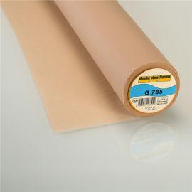 Entoilage thermocollant bi-stretch G785 Vlieseline peau x 10cm