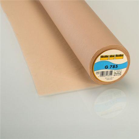 G785 Vieseline bi-stretch hot-melt canvas covering ? Skin x 10cm