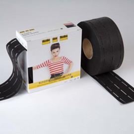 Perfobande (largeur 25 mm) Vlieseline graphite x1m