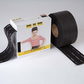 Perfobande (width 30 mm) Vlieseline – Graphite x1m