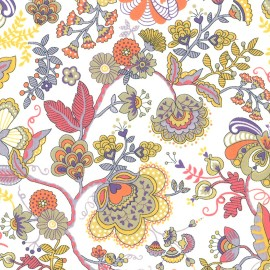 ♥ Coupon 10 cm X 136 cm ♥ Liberty fabric - Mabelle M