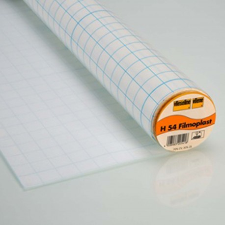 Filmoplast ? self-adhesive canvas covering for embroidery H54 Vieseline x10cm
