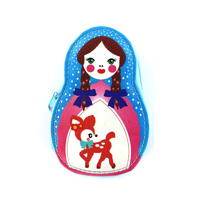 Sewing kit poup e russe blue ma petite mercerie for Poupee russe