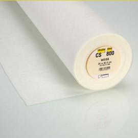 Entoilage non tissé CS800 Vlieseline (Laize 80 cm) x10cm