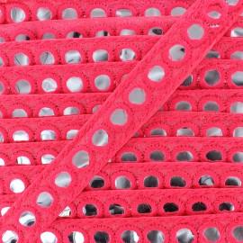 Ruban galon India Arij - rose vif x 50cm
