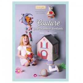 """Livre """"Couture pour chambres d'enfants"""""""