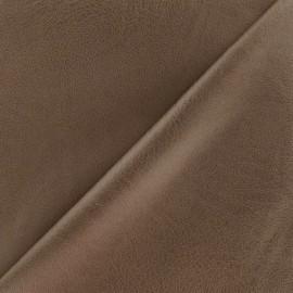 Simili cuir souple Clara Parme x 10cm