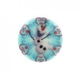 Disney Frozen Button  - Olaf